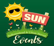 Logo for Sun-E events which links to their page
