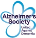 The Alzheimers Society logo image
